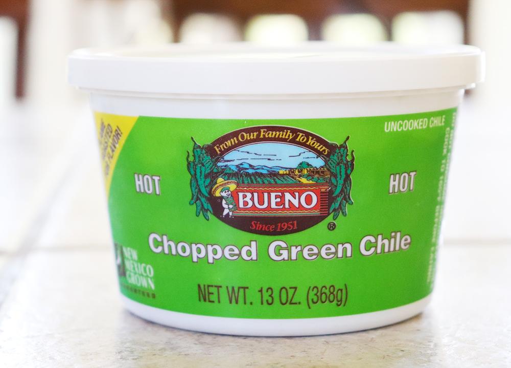 Bueno Chopped Green Chile