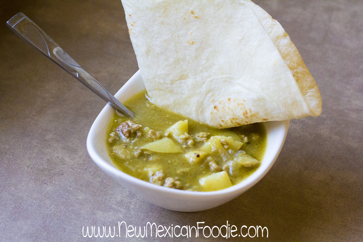 Easy Chile Verde Recipe
