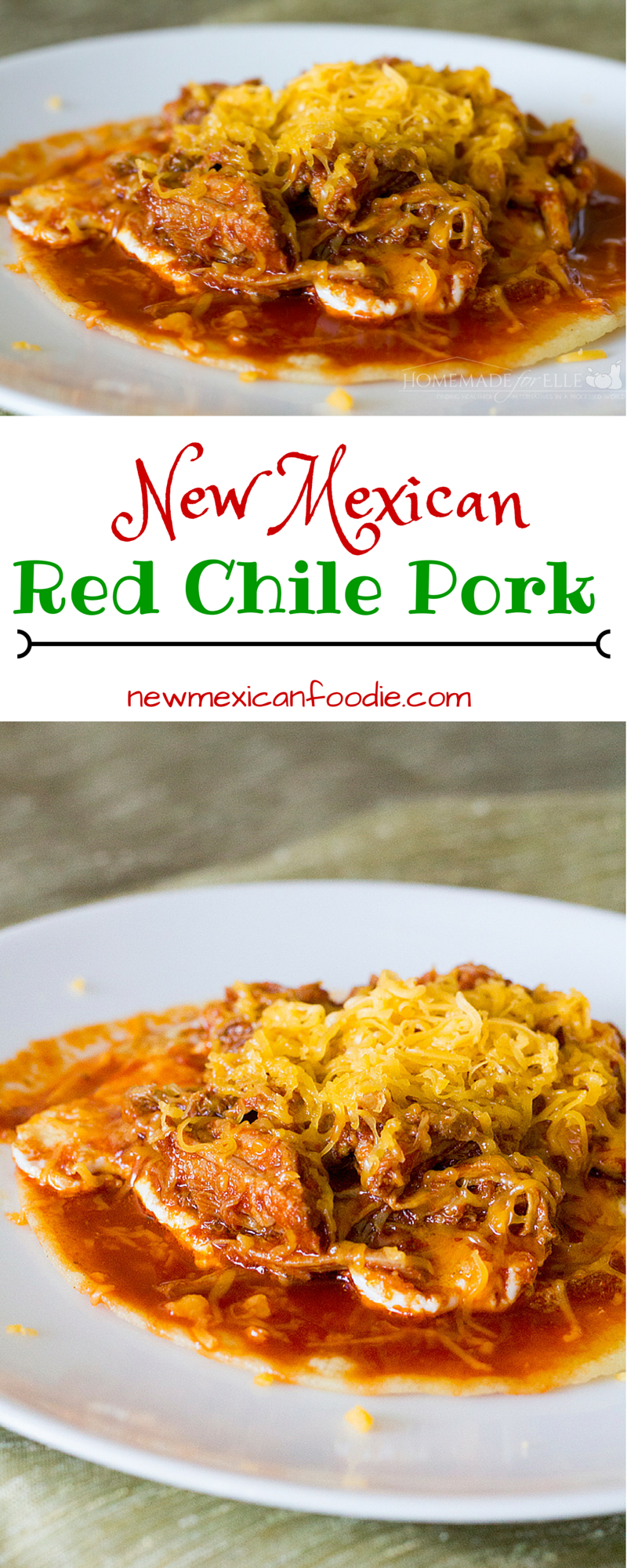 New Mexico Red Chile Pork With Huevos New Mexican Foodie