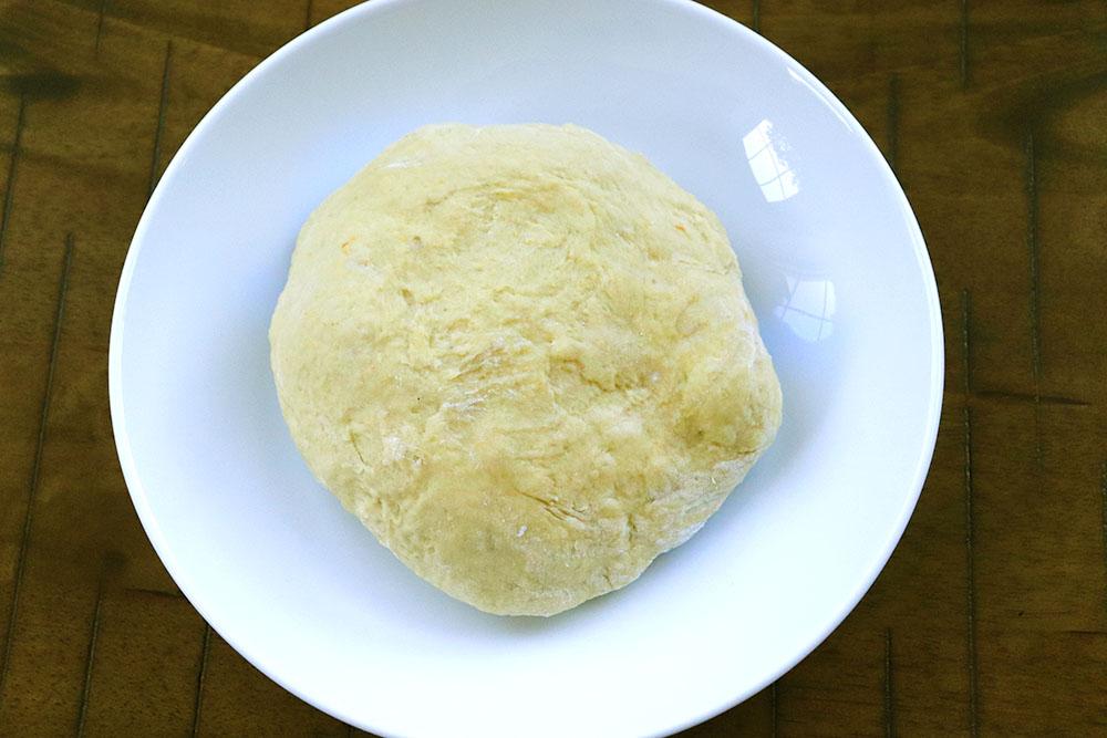 Green Chile Pasta Dough