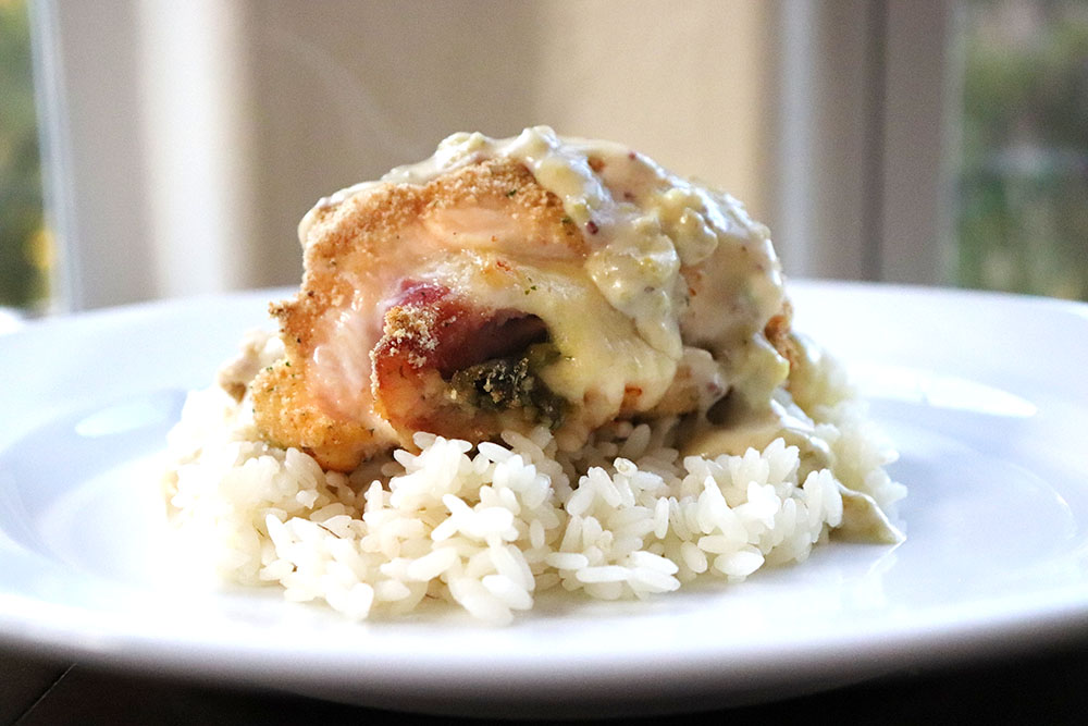 How to Make Pollo Cordon Bleu