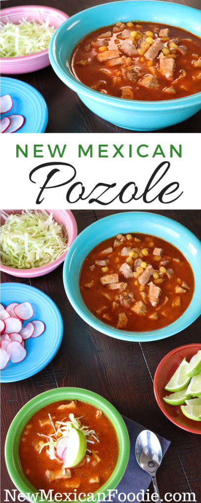 How to Make New Mexican Pozole