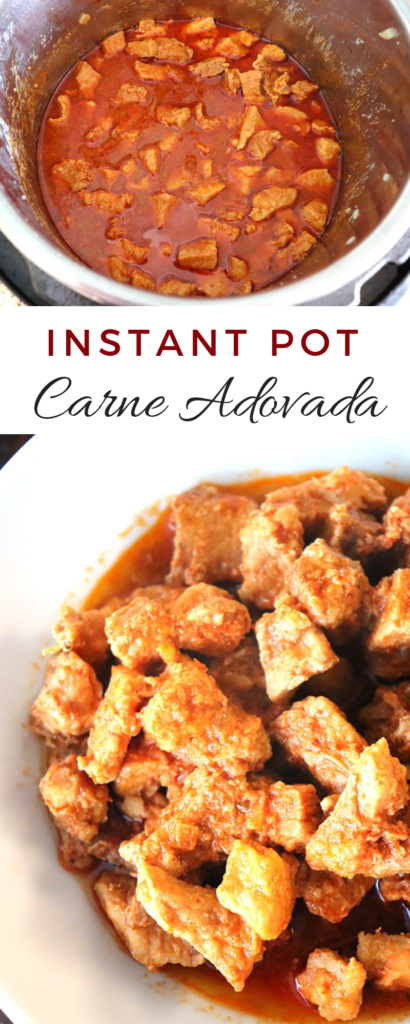Instant Pot Carne Adovada
