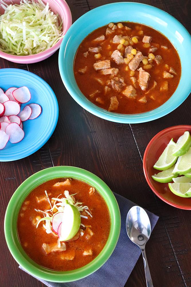 Pozole - a New Mexican Recipe