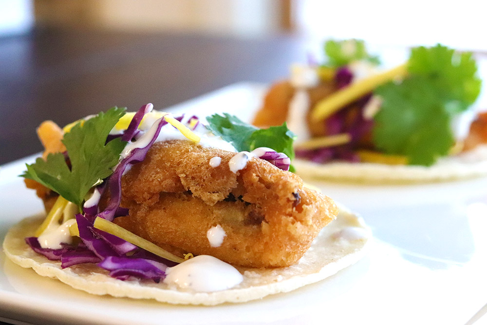 How to make chile relleno tacos