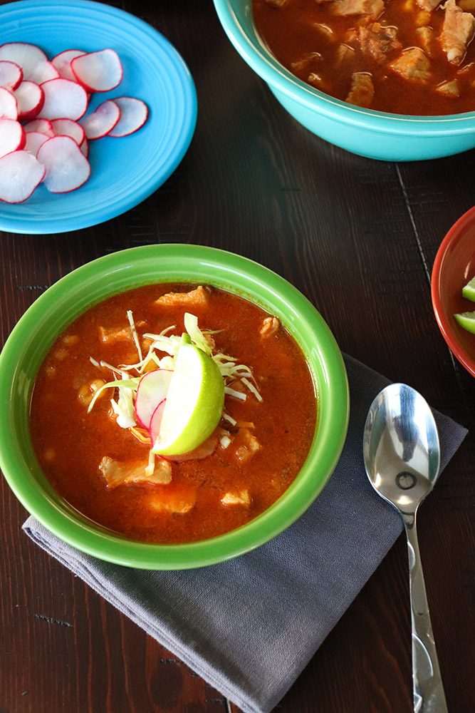 How to Make Pozole from Scratch