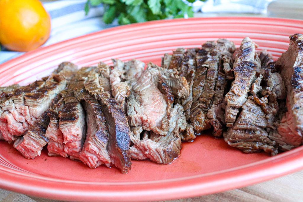 Easy carne asada marinade