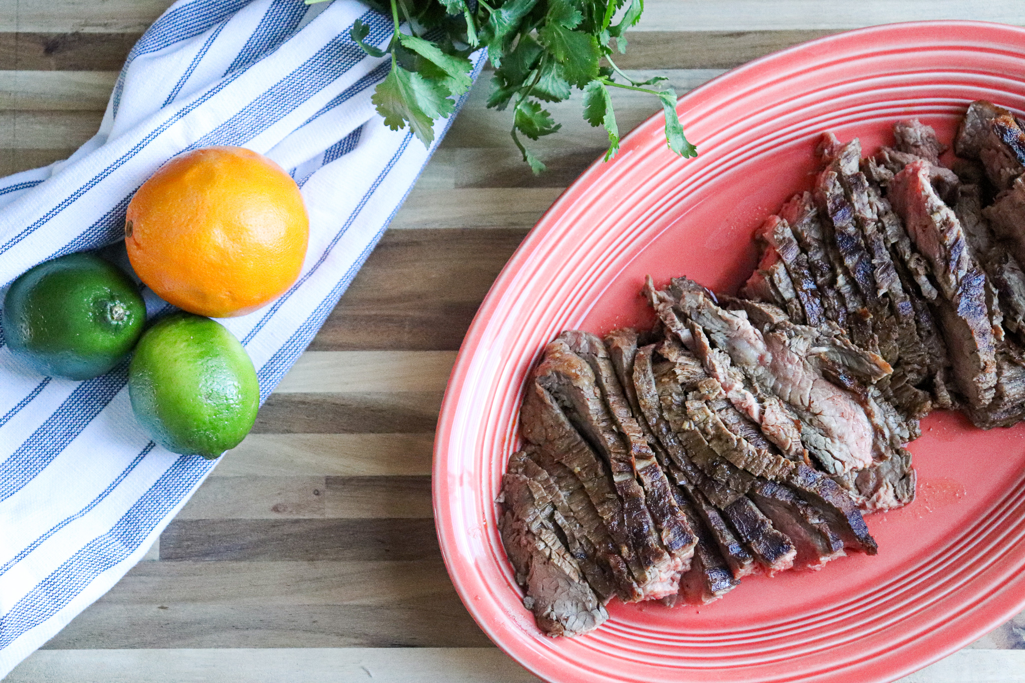 The Best Carne Asada Marinade